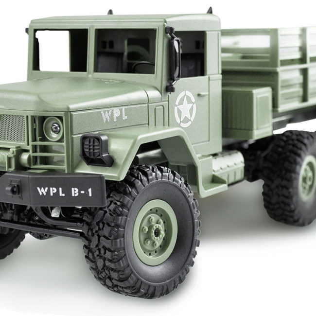 Amewi U.S. Truck 6WD 1:16 Bausatz grün