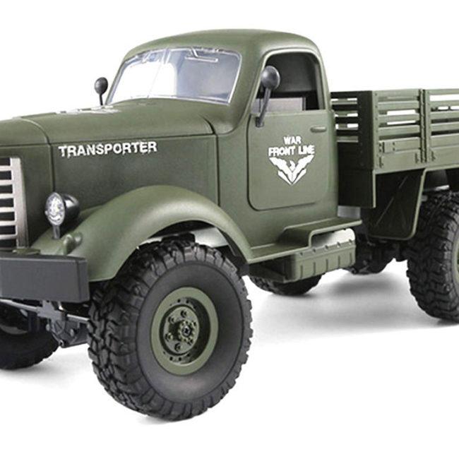 Amewi U.S. Militär LKW 6WD 1:16 RTR