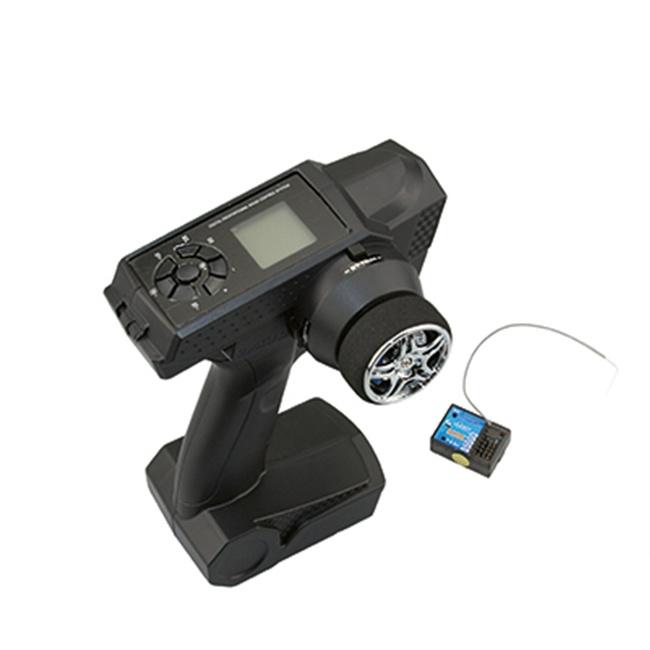 Pistolen Fernsteuerung 2,4Ghz mit Empfänger