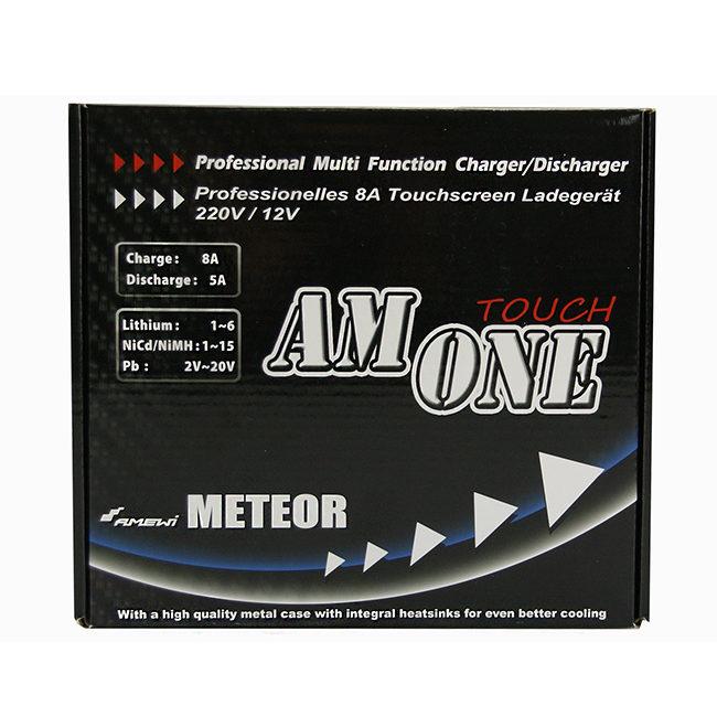 Amewi Meteor Ladegerät AM ONE Touch 80W Ladeleistung