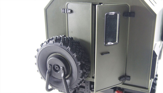 Amewi Ural B36 Militär LKW 6WD RTR 1:16 SPEZIAL