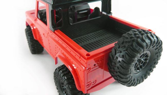 Amewi Pick-Up Crawler 4WD 1:16 Bausatz