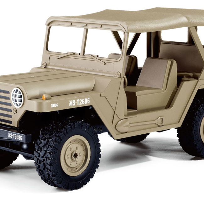 Amewi U.S. Militär Geländewagen 1:14 4WD RTR