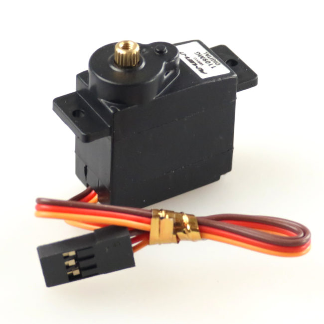 AMX Racing 1109MG Digital Servo Micro, 10g 2,5kg