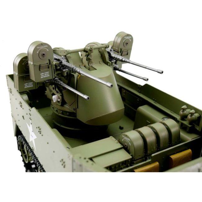 RC Halbkettenfahrzeug M16 1/16