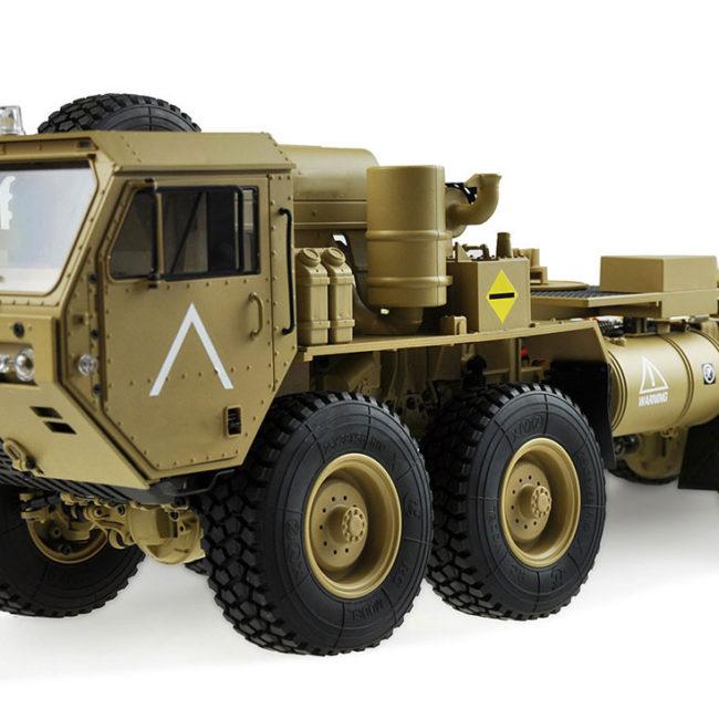 U.S. Militär Truck 8×8 1:12 Zugmaschine sandfarben