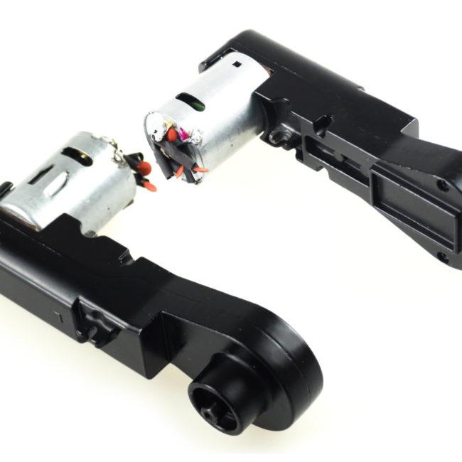 AMEWI / Huina 1580 Antriebseinheit für Vollmetallbagger V3 L&R