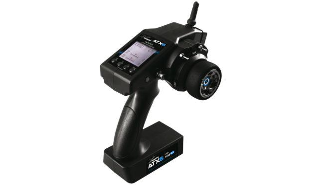 ATX6 6-Kanal 2,4GHz mit FSS-Empfänger
