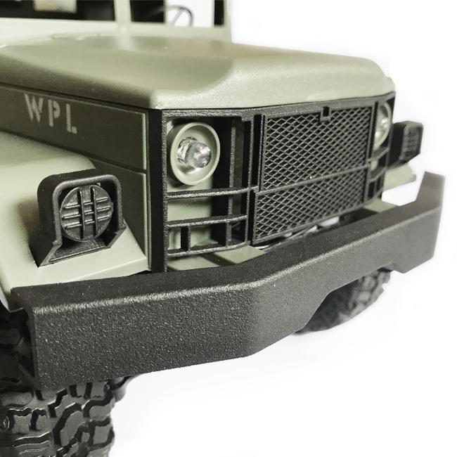 M35A2 Frontgrill mit Stoßstange (ohne Seilwinde) B14/B16