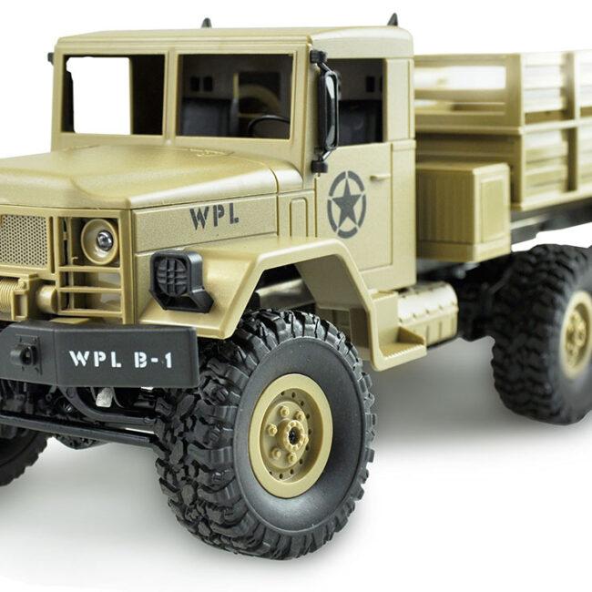 Amewi U.S. Truck 6WD 1:16 Bausatz SANDFARBEN