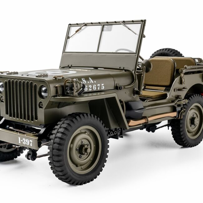 RocHobby 1941 Willys MB Scaler 1:12